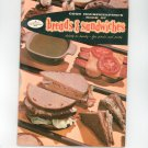 Good Housekeeping's Book Of Breads & Sandwiches Cookbook Vintage 1958 #13