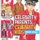 Celebrity Parents Celebrity Kids Paper Dolls by Diana Zourelias 0486477401