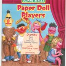Sesame Street Paper Doll Players 0486330281