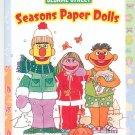 Sesame Street Seasons Paper Dolls 0486330273