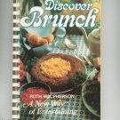 Discover Brunch Cookbook Ruth Macpherson 0843721103
