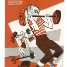 Trailblazer Magazine Back Issue Vintage February 1971