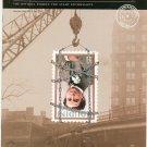 USA Philatelic Magazine Summer 2002 Houdini Stamp