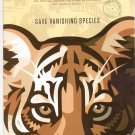 USA Philatelic Magazine / Catalog Quarter 4 2011 Save Vanishing Species Stamp
