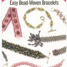 Easy Bead Woven Bracelets 10 Projects 0890244391 Bead & Button