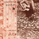Stylings For Bluegrass And Country Guitar Music Book by Jerry Silverman