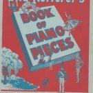 Ella Ketterer's Book Of Piano Pieces Vintage Presser