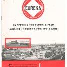 Eureka Milling Industry S. Howes Company Catalog / Brochure Vintage