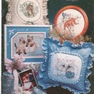 Captivating Cats Cross Stitch by Stoney Creek Collection Book 63