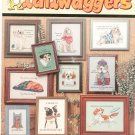 Tailwaggers #2 Jeanette Crews Designs #1196 Stitch Dogs