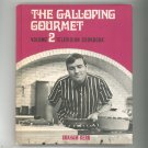 The Galloping Gourmet Television Cookbook by Graham Kerr Vintage Hard Cover Volume 2
