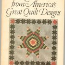 Needlepoint From America's Great Quilt Designs by Davis & Giammattei 0911104410