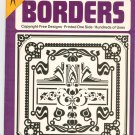 Ready To Use Borders by Ted Menten Dover Clip Art 0486237826