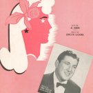 The Angels Came Thru Sheet Music Vintage Remick Music Corp.