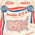 Haunted Heart Inside The U.S.A. Sheet Music Vintage Chappell & Co. Inc.