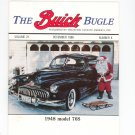 Buick Bugle Back Issue Lot Of 9 1986 Buick Club Of America