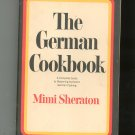 The German Cookbook by Mimi Sheraton Vintage