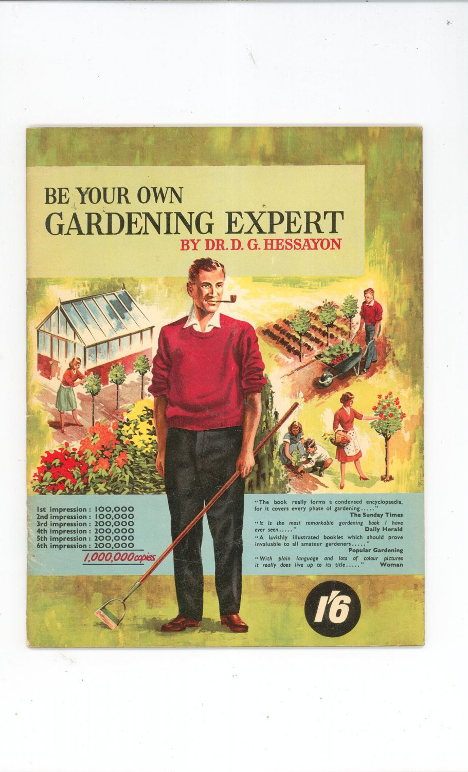 the garden expert by dr dg hessayon The garden expert by dg hessayon by dg hessayon the lawn expert: the world's best-selling book on - press what the critics say invest in the lawn expert by dr d.