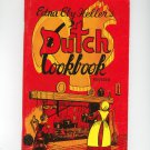 Edna Eby Heller's Dutch Cookbook Revised 0890541281