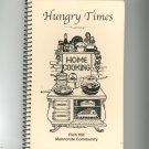 Hungry Times Cookbook Regional Mennonite Community Rich Hill MO