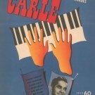 Frankie Carle Piano Serenades Vintage Music Book 1941