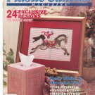 Plastic Canvas Magazine Back Issue Number 15 July / August 1991
