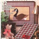 Plastic Canvas Magazine Back Issue Number 5  November / December 1989