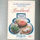 Philadelphia Brand Cream Cheese Cookbook 100th Anniversary