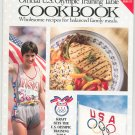 Official U.S. Olympic Training Table Cookbook by Kraft 1992