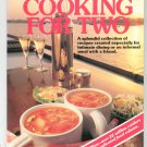 Quick & Delicious Cooking For Two Cookbook by Johna Blinn