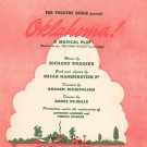 Oh What A Beautiful Mornin' Vintage Sheet Music Williamson Music Inc.