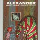 Alexander by Harold Littledale Hard Cover Vintage Children's Book
