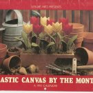 Plastic Canvas By The Month 1991 Calendar by Leisure Arts