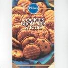 Pillsbury Cookies Brownies & Bars Cookbook 0824182073