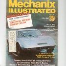 Mechanics Illustrated Magazine July 1971 Vintage Ford's Mid Engine Sports Car