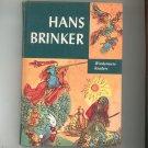 Vintage Hans Brinker Children's Book Windermere Readers Hard Cover 1955