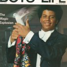 Boys Life Vintage Back Issue June 1974 The Magic Explosion