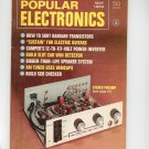 Popular Electronics Magazine Vintage Back Issue May 1969