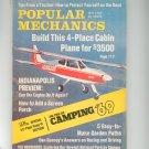 Popular Mechanics Magazine Vintage Back Issue May 1969
