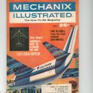 Mechanics Illustrated Magazine May 1965 Vintage Views New CX 6 Engine Jet Bus