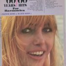 60 Years 60 Hits For Harmonica Music Book Fun Way