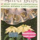 Silver Bells Christmas Songs Hymns Carols Music Book Organ