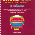 Organ-Izing Popular Music Book 2 by Al Hermanns Organ Music