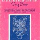 Bacharach David Song Book All Organs by Mark Laub Vintage