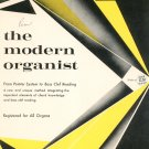 The Modern Organist Pointer System To Bass Clef Reading Book 1