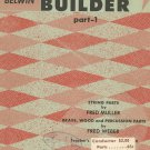 The Belwin Orchestra Builder Part 1 Horn in F Music Book