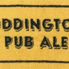Boddingtons Pub Ale Golf Towel Advertising