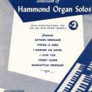 David Coleman Collection of Hammond Organ Solos Number 2