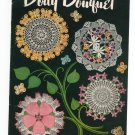 Doily Bouquet Star Book Number 71 Vintage 1950 American Thread