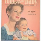 Your New Baby Summer 1950 Parents Magazine Lots Of Advertisements Given by Edwards NY